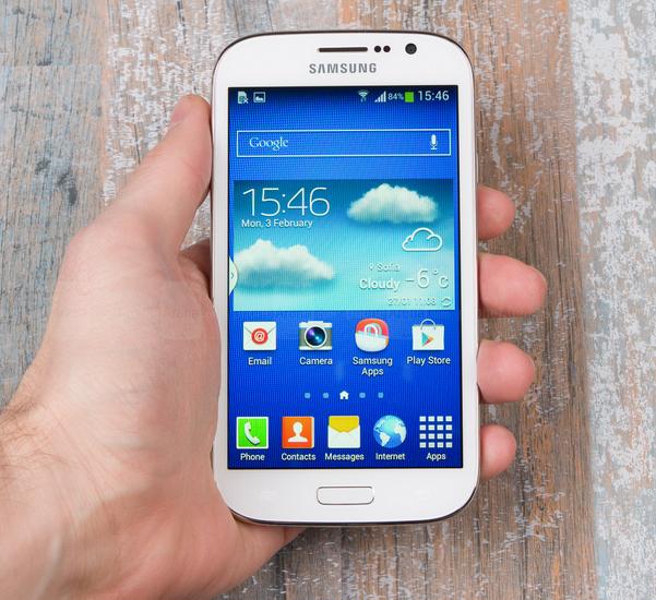 Harga Terbaru Samsung Galaxy Grand Neo - Dalam Genggaman