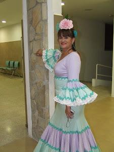 Fátima Armas-profesora, organizadora  de eventos, viajes y un montón de cosas más...