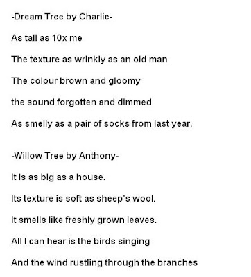 Simile PoemsFamous Simile Poems