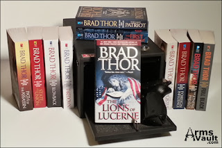 Lions of Lucerne Brad Thor