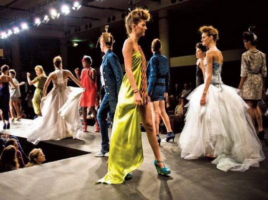Ethical Fashion Show Paris To Showcase Arab Girls 66