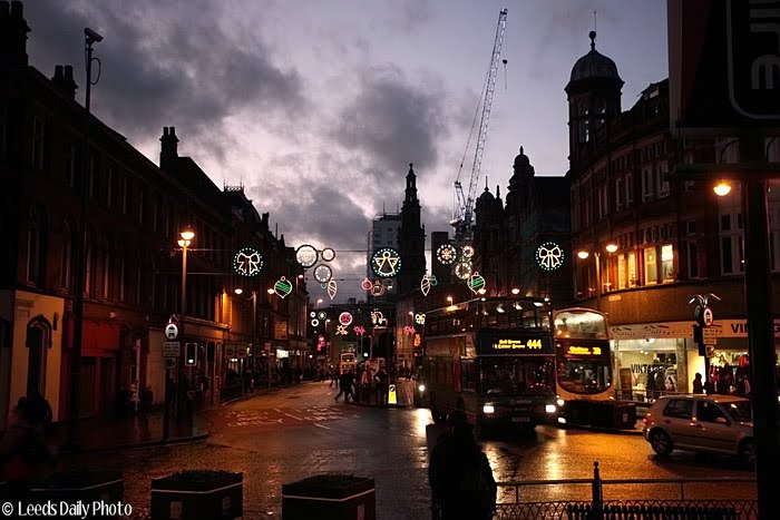 Leeds Christmas Lights