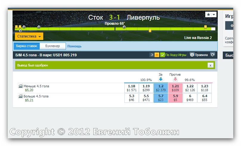 Football trading system pdf