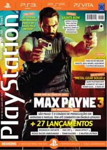 Revista Playstation  Janeiro 2012 Ed. 158