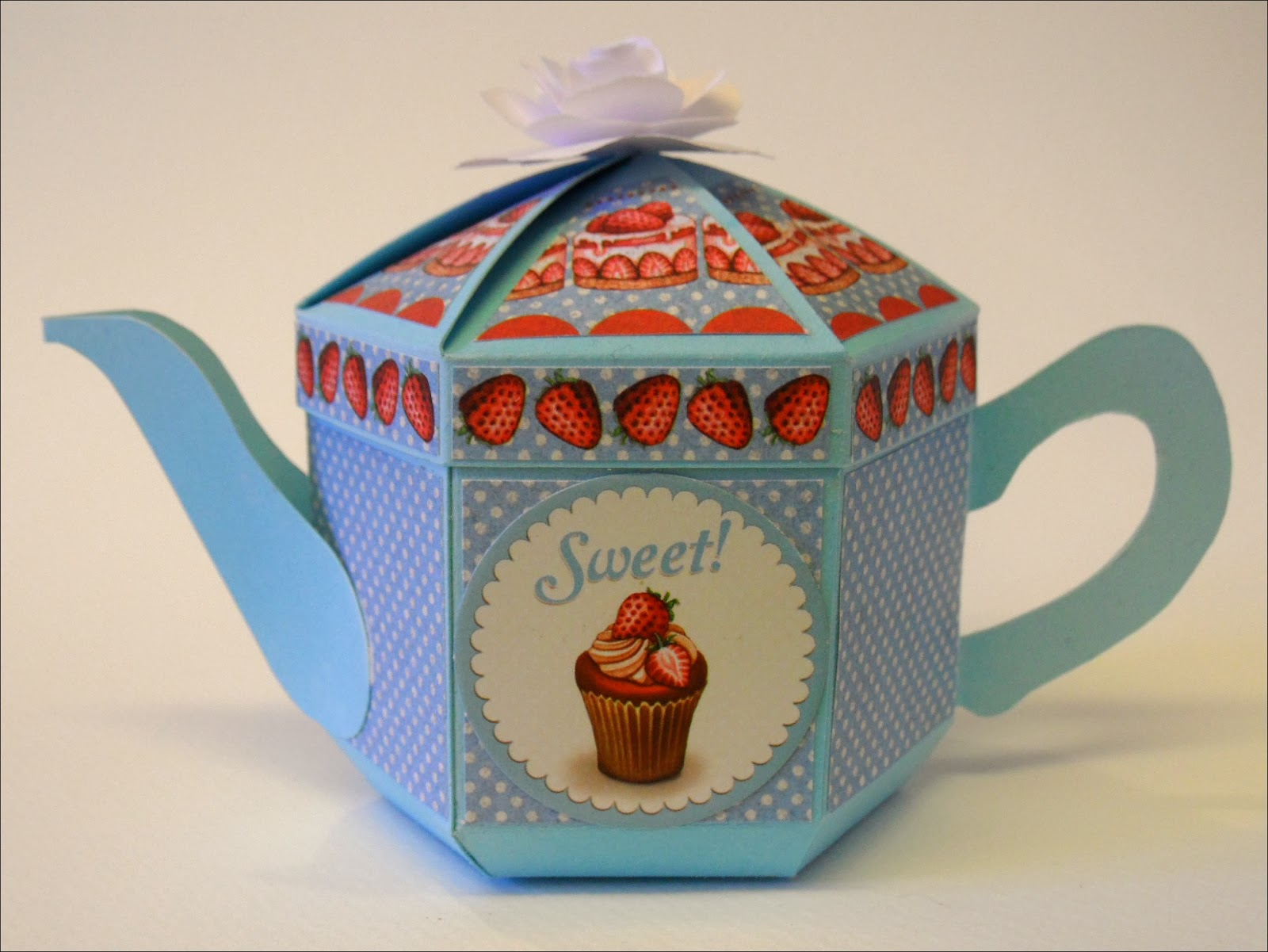 Teapot Box Template I love this teapot box, Images - Frompo