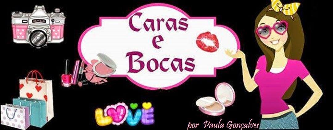 CARAS E BOCAS PAULA GONÇALVES