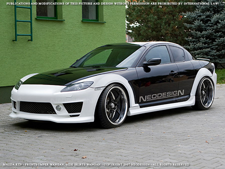 Mazda Rx 8 Modification