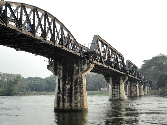 Thailande, Kanchanabury