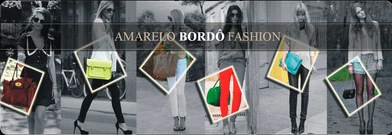 Amarelo Bordô / Boutique