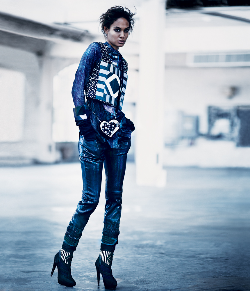 Joan Smalls The New York Times T Style Women 39 S Fashion