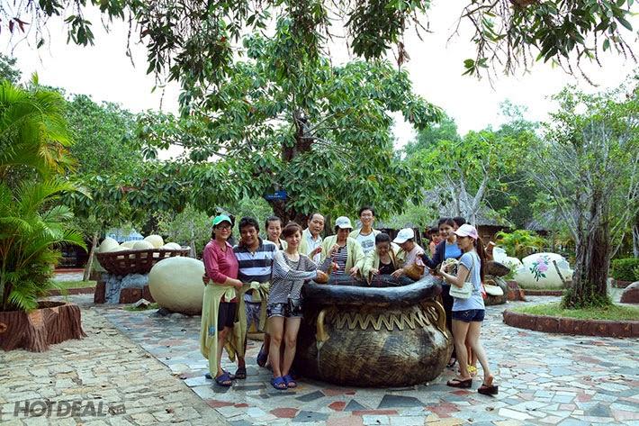 Tour du lịch giá rẻ Bình Châu - Hồ Cốc (2 ngày 1 đêm) 1.068.000Đ