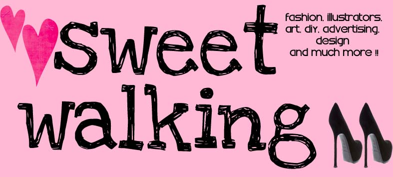 Sweet walking