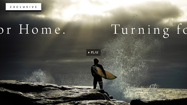 Turning for Home Yadin Nicol - SURFER