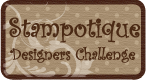 Stampotique Originals Challenge Blog