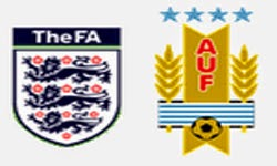 مشاهدة مباراة إنجلترا و أوروجواي اليوم 19-6-2014 بث مباشر كأس العالم