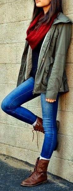 Top 5 Classic Fall Fashion