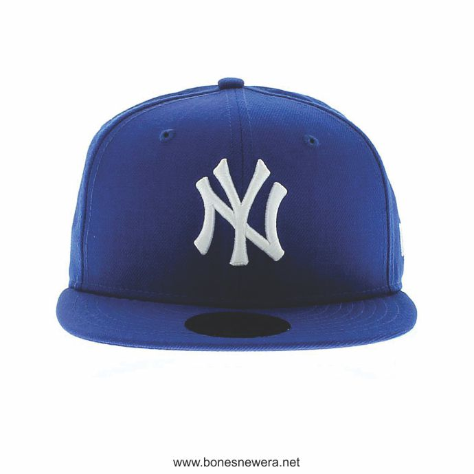 Boné New Era New York Yankees Azul Marinho 59FIFTY