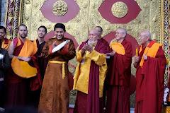 Inauguração do Templo Albagnano Healing Meditation Centre na Italia