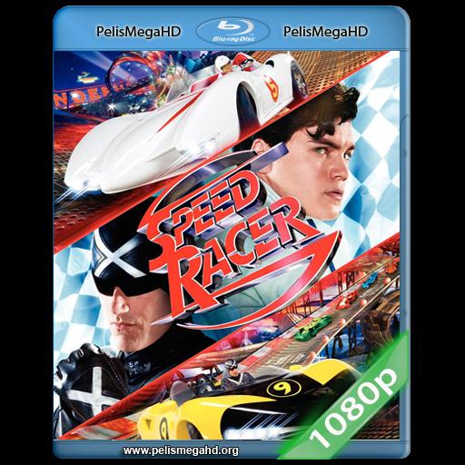 SPEED RACER (2008) FULL 1080P HD MKV ESPAÑOL LATINO