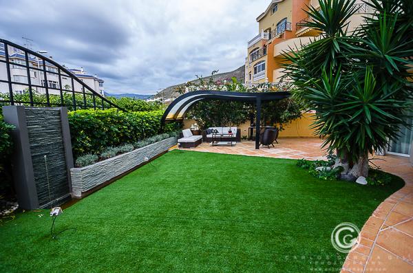 Reformas de jardines Tenerife copyright Carlos García Gil photography