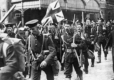 Keterlibatan Inggris dalam Perang Dunia I