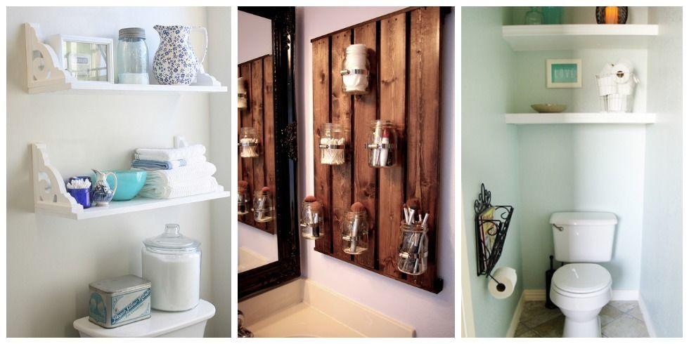 12 trucchi per tenere in ordine un bagno molto piccolo home staging italia. Black Bedroom Furniture Sets. Home Design Ideas