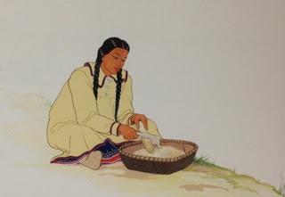 Paper conservation, Native American art repair and restoration, exhibit preparation