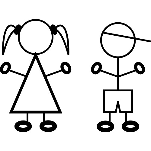 funny stick figures. funny questions that make