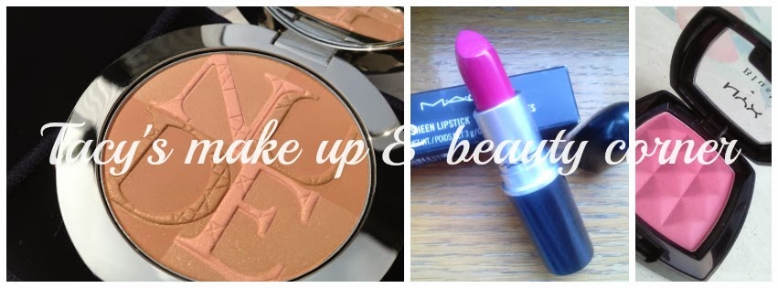 Tacy's make up & beauty corner
