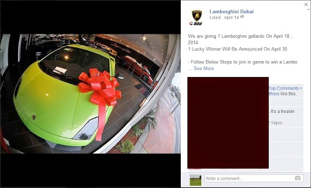 Rumor Buster: Is Lamborghini UAE Really Giving Away A Gallardo?