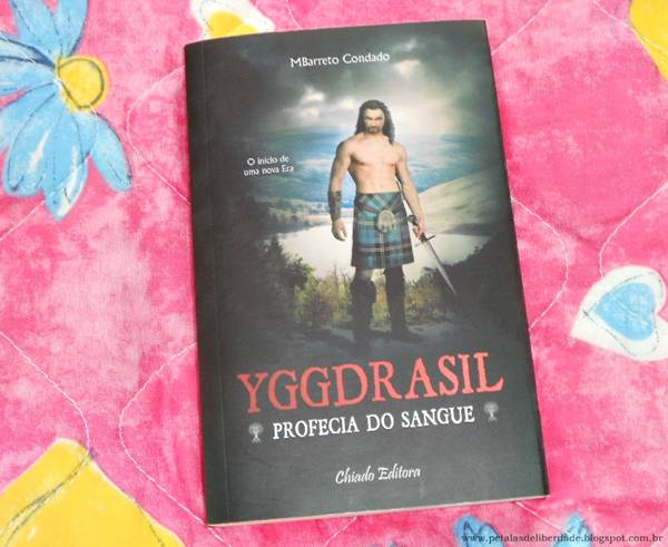Resenha, sorteio, livro, Yggdrasil, MBarreto Condado, Chiado, trechos, Portugal