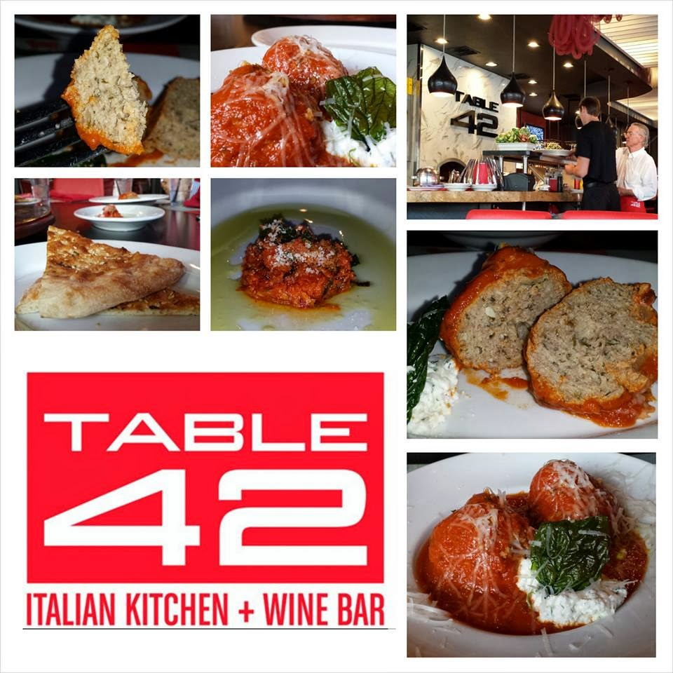 Boca food finds boca locals march meatball madness for 13 american table boca raton fl