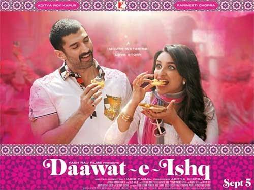 Daawat-e-Ishq Movie Poster