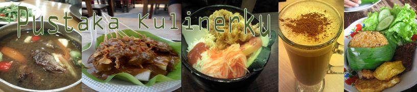 Blognya Pecinta Kuliner