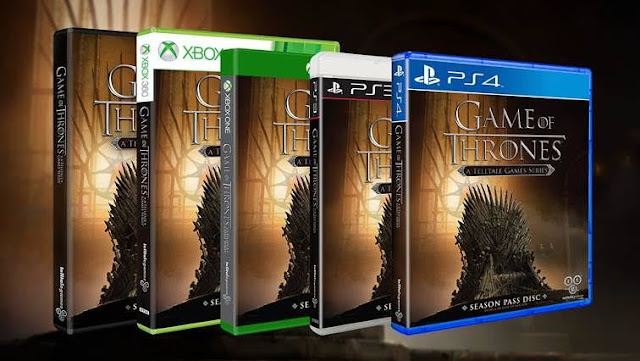 Game of Thrones de Telltale Games sur PC et consoles