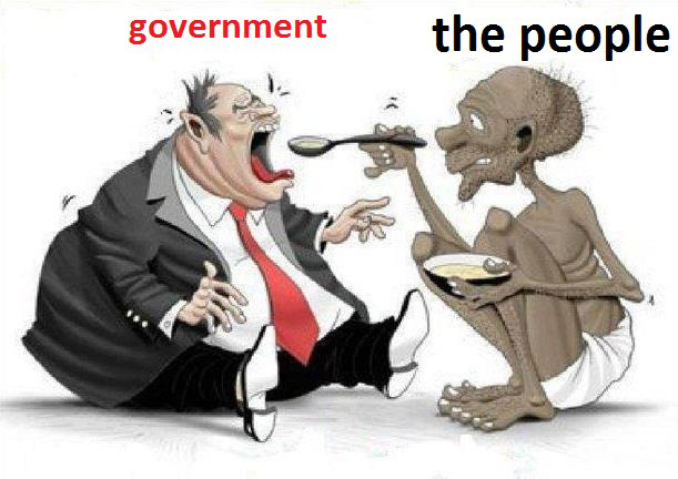 Government vs. The People