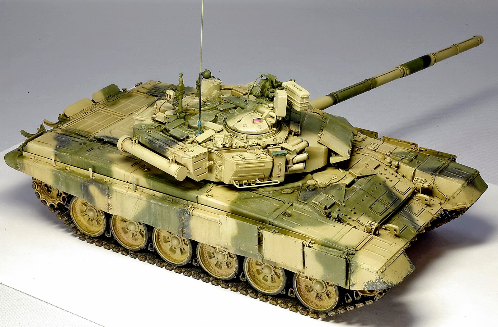 Modernized T 90 Can Bury the Project of New Russian Tank T 14 Armata #958536