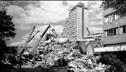 El terremoto del 19 de septiembre de 1985 en la Ciudad de México