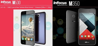 specifications comparison Infocus M350 and Infocus M530 versus Infocus M350 ,price compare Infocus M350 and Infocus M530 , camera compare,sensors,display ,processor,battery power backup,quality,review
