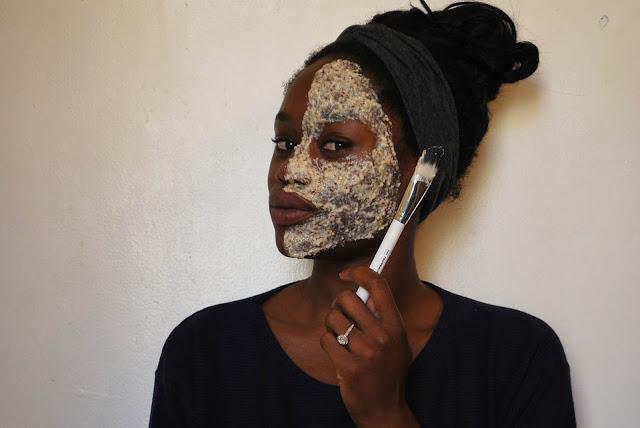 Blog mode afro, masque maison, masque yaourt, soin afro, masque visage bio