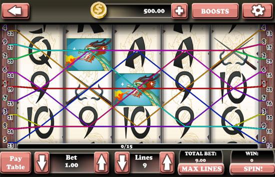 Slot Odyssey