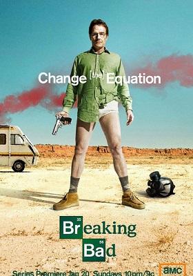 Breaking Bad 1ª Temporada (2008) Dublado Torrent