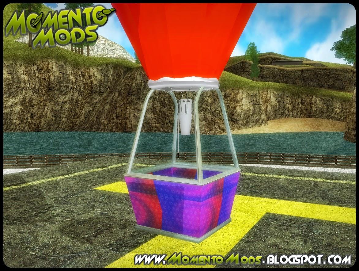 GTA SA - Balão De Ar Quente