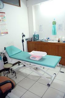 contoh surat lamaran kerja di klinik Bersalin