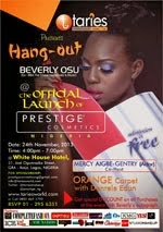 Hang out with Beverly Osu