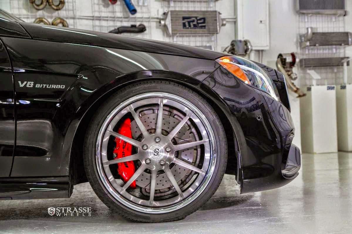 w212 strasse wheels