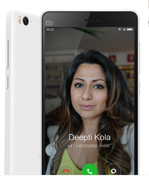 how to make albums on xiaomi redmmi