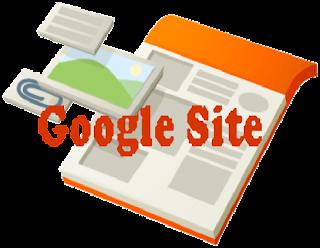 Google Site Untuk Free Hosting File