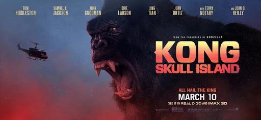 Kong Skull Island (2017)