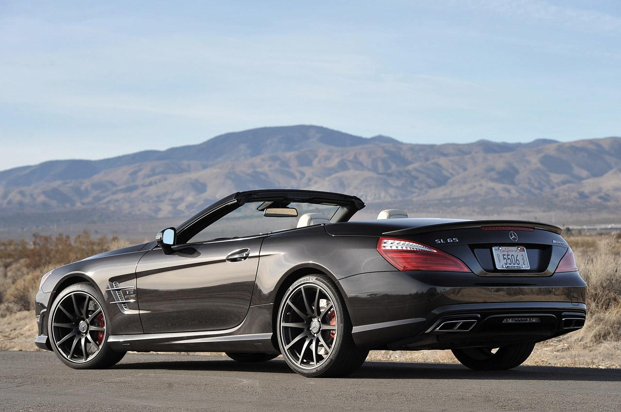 Automotiveblogz 2013 mercedes benz sl65 amg quick spin for Mercedes benz sl65 amg